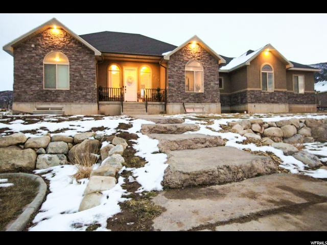 Single Family for Sale at 911 S 950 E 911 S 950 E Ephraim, Utah 84627 United States