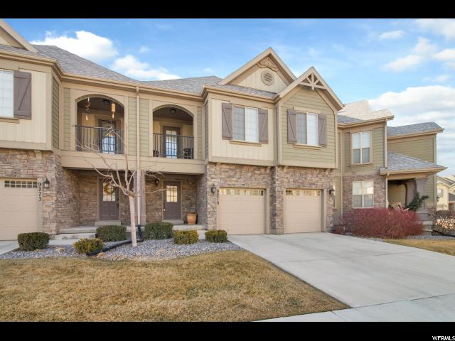 Townhouse for Sale at 9279 N PRAIRIE DUNES WAY 9279 N PRAIRIE DUNES WAY Eagle Mountain, Utah 84005 United States
