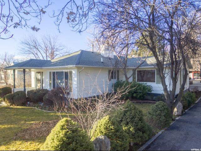 Unique la famille pour l Vente à 160 W WINCHESTER Street 160 W WINCHESTER Street Murray, Utah 84107 États-Unis