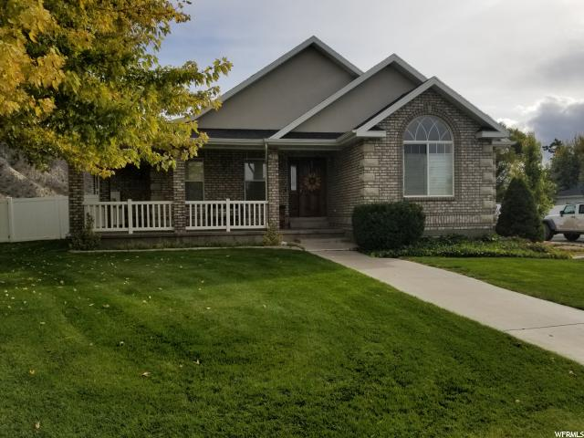 Single Family for Sale at 416 N 930 E 416 N 930 E Nephi, Utah 84648 United States
