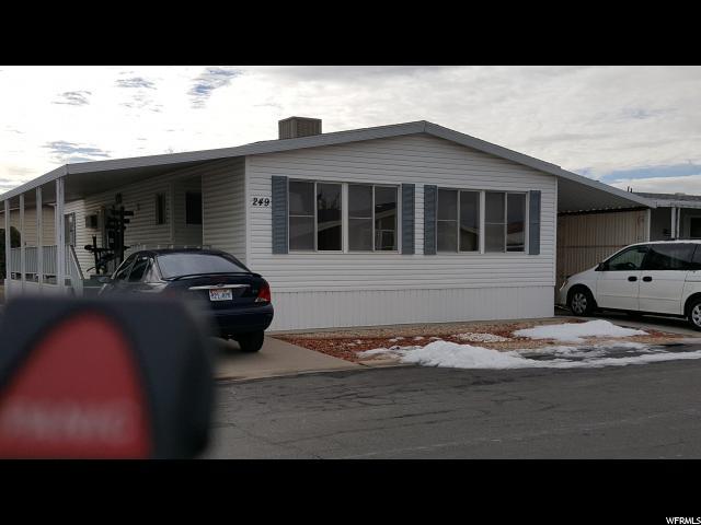 独户住宅 为 销售 在 3800 S 1900 W 3800 S 1900 W Unit: 249 Roy, 犹他州 84067 美国