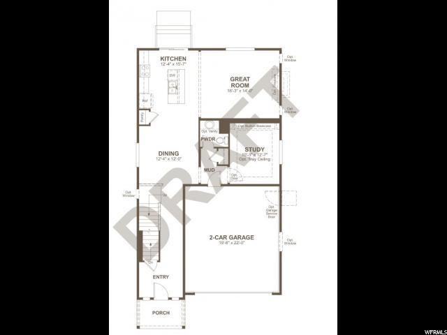 12324 S BIG BEND PARK DR Unit 109 Herriman, UT 84096 - MLS #: 1499776