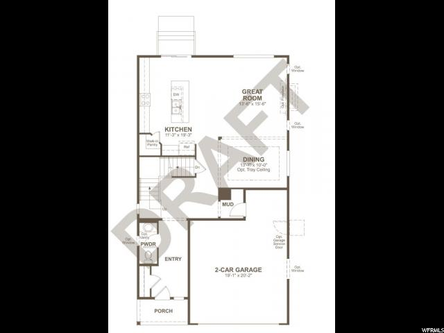 12302 S BIG BEND DR Unit 105 Herriman, UT 84096 - MLS #: 1499778