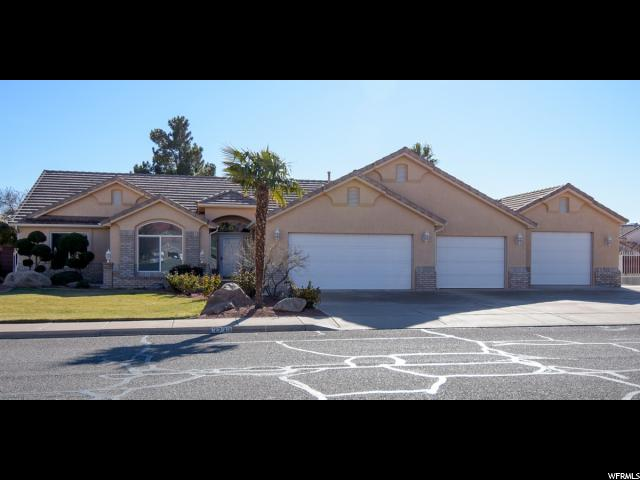 Single Family for Sale at 3733 RACHEL Drive 3733 RACHEL Drive Santa Clara, Utah 84765 United States