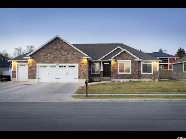 Single Family for Sale at 859 E 400 S 859 E 400 S River Heights, Utah 84321 United States