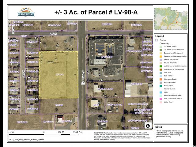 175 N STATE ST La Verkin, UT 84745 - MLS #: 1499868