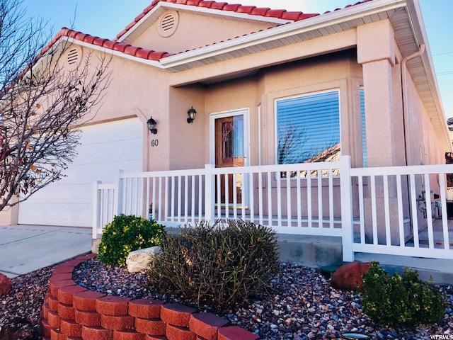 Один семья для того Продажа на 504 E TELEGRAPH Street 504 E TELEGRAPH Street Unit: 60 Washington, Юта 84780 Соединенные Штаты
