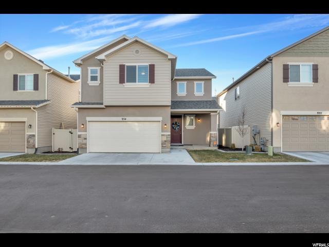 934 W STONEHAVEN DR, North Salt Lake UT 84054