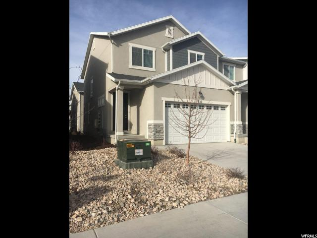Townhouse for Sale at 633 N GLENWILDE Drive 633 N GLENWILDE Drive Vineyard, Utah 84058 United States