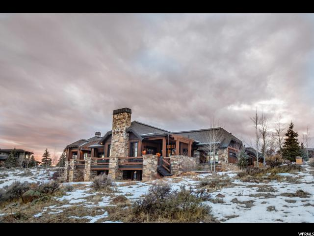 3032 SADDLE BACK RIDGE DR, Park City UT 84098