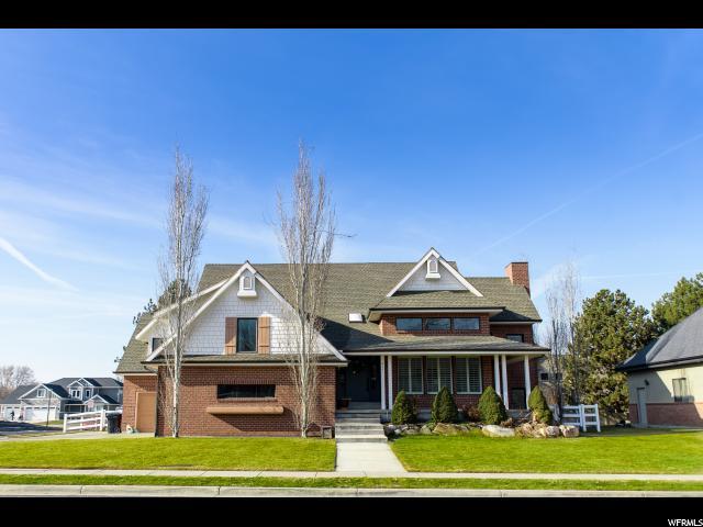 单亲家庭 为 销售 在 873 N 700 W 873 N 700 W West Bountiful, 犹他州 84087 美国