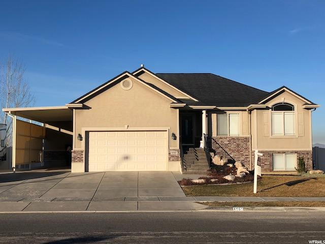 Single Family for Sale at 4161 S 2725 W 4161 S 2725 W Roy, Utah 84067 United States