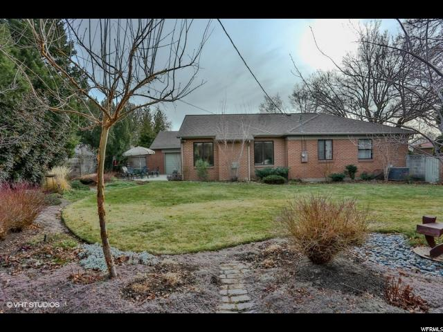 2069 E MARRWOOD DR Holladay, UT 84124 - MLS #: 1500049