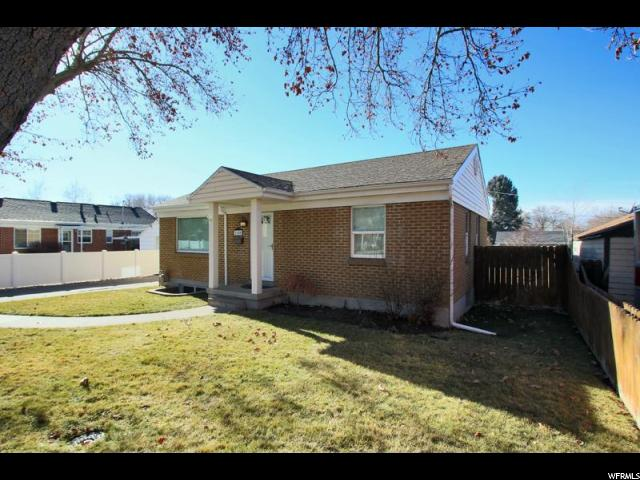 3100 S 1640 Salt Lake City, UT 84106 - MLS #: 1500109