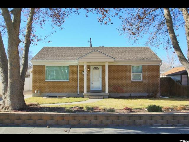 3100 S 1640, Salt Lake City UT 84106