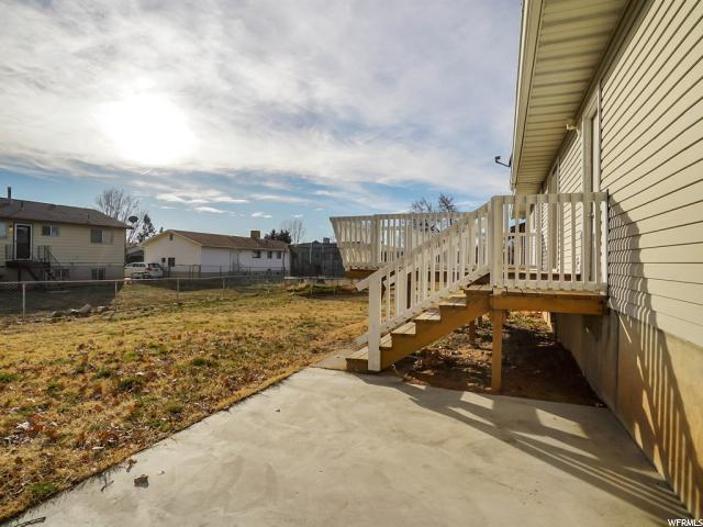 750 W 700 Clearfield, UT 84015 - MLS #: 1500111