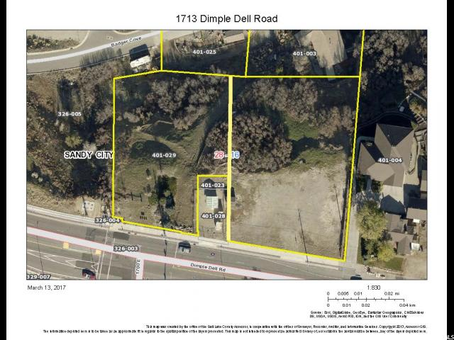 1700 E DIMPLE DELL RD Sandy, UT 84092 - MLS #: 1500113