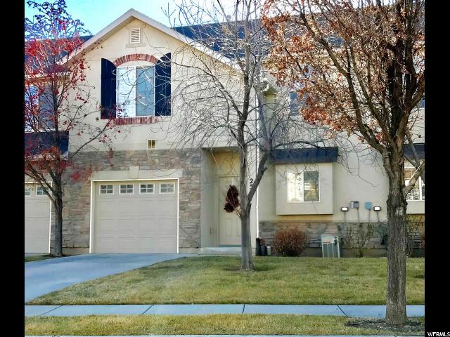 شقة بعمارة للـ Sale في 2537 W MONT SUR Drive 2537 W MONT SUR Drive Riverton, Utah 84065 United States