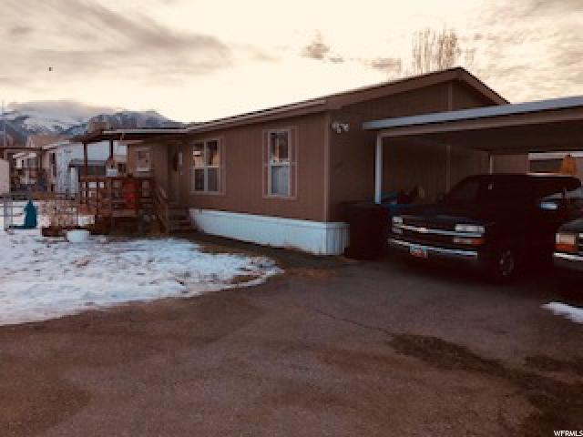 独户住宅 为 销售 在 452 N 670 W 452 N 670 W Logan, 犹他州 84321 美国