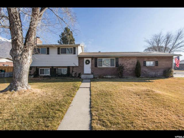 Single Family for Sale at 1742 N 645 W 1742 N 645 W Orem, Utah 84057 United States