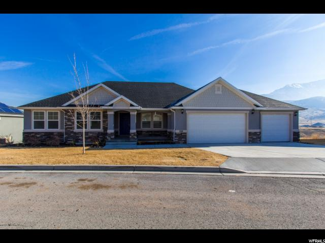 Single Family for Sale at 1341 E SAGEBERRY Drive 1341 E SAGEBERRY Drive Santaquin, Utah 84655 United States