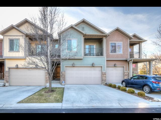 Townhouse for Sale at 4812 BROOKS WAY 4812 BROOKS WAY Holladay, Utah 84117 United States