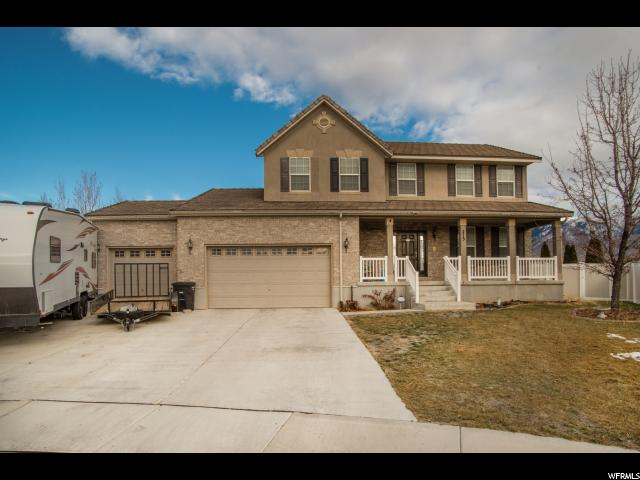 Single Family for Sale at 213 W AMSTERDAM Drive 213 W AMSTERDAM Drive Stansbury Park, Utah 84074 United States
