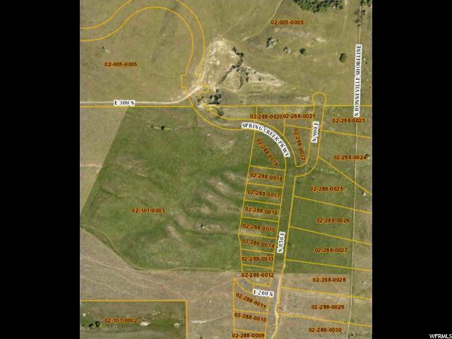 Terreno por un Venta en 480 E SPRING CREEK 480 E SPRING CREEK Providence, Utah 84332 Estados Unidos