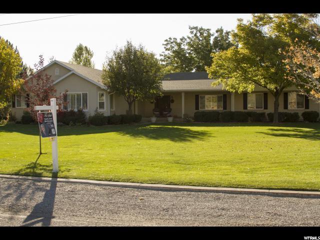 Один семья для того Продажа на 8722 S 420 E 8722 S 420 E Spanish Fork, Юта 84660 Соединенные Штаты