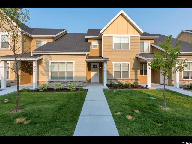 Townhouse for Sale at 1613 W CALAIS VILLAS WAY 1613 W CALAIS VILLAS WAY West Jordan, Utah 84084 United States