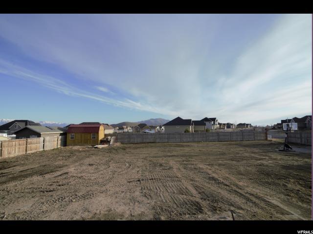 1492 E SMITHFIELD DR Eagle Mountain, UT 84005 - MLS #: 1500413