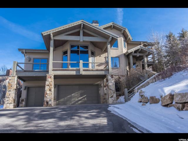 Single Family for Sale at 7129 CANYON Drive 7129 CANYON Drive Park City, Utah 84098 United States