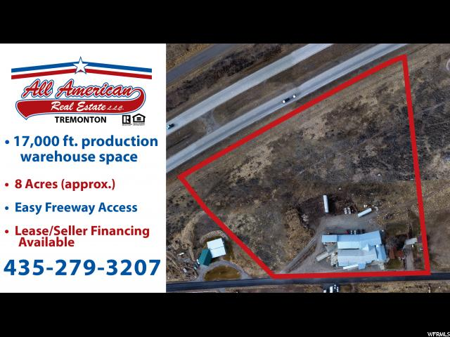 12425 CANAL BANK RD Garland, UT 84312 - MLS #: 1500511