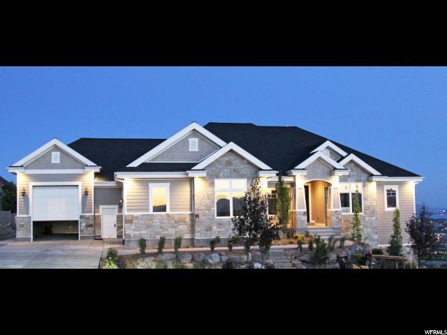 1813 W CREST RIDGE RD, Lehi UT 84043