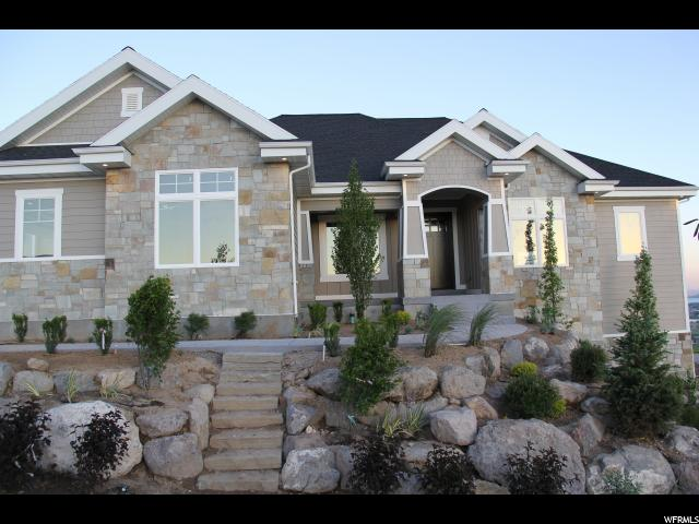 1813 W CREST RIDGE RD Lehi, UT 84043 - MLS #: 1500582