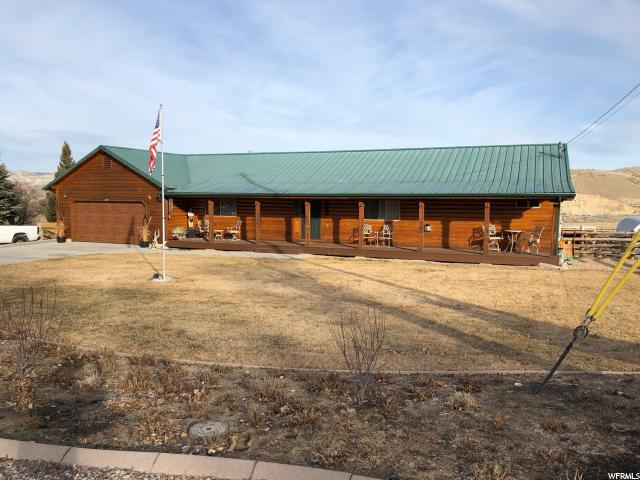 Single Family for Sale at 123 E PALISADE Road 123 E PALISADE Road Sterling, Utah 84665 United States