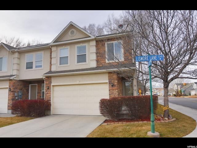 Townhouse for Sale at 8024 S LISMORE Lane 8024 S LISMORE Lane West Jordan, Utah 84088 United States