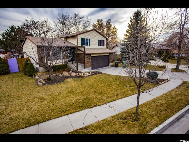 831 W LUCKY CLOVER LN, Murray UT 84123