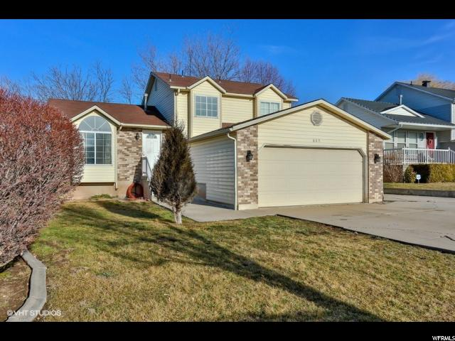 889 MEADOW WAY DR, Layton UT 84041