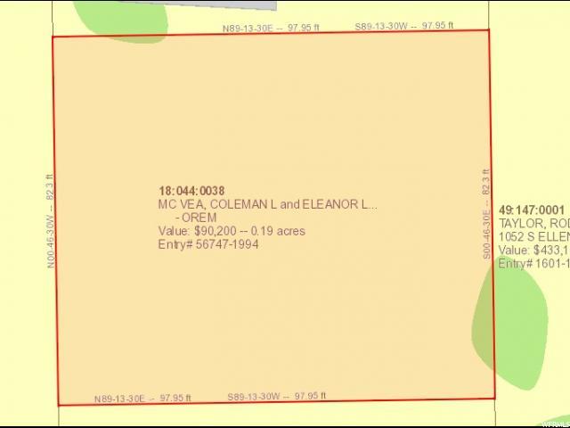 1043 S MAIN ST Orem, UT 84057 - MLS #: 1500740