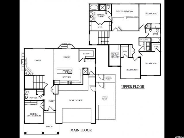 2131 W SILVER LEAF DR Unit 30 Mapleton, UT 84664 - MLS #: 1500760