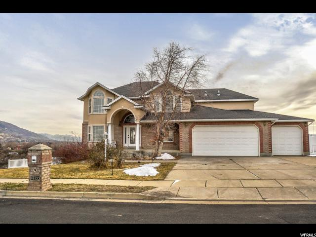 2188 CANYON VIEW DR, Layton UT 84040