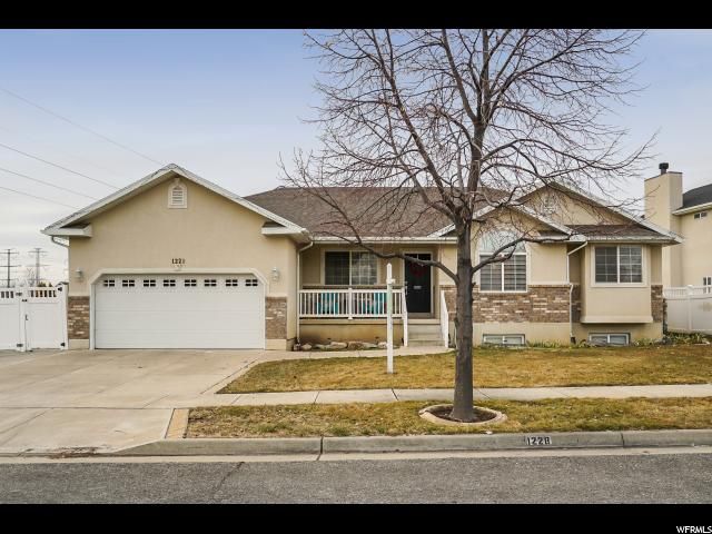 1228 S BRIDGE PARK WAY, Layton UT 84041