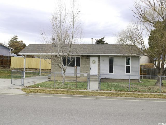 4102 W SCORPIO DR, Salt Lake City UT 84118