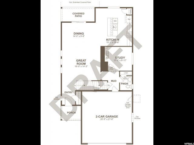 15071 S 3420 Unit 161 Herriman, UT 84096 - MLS #: 1500849