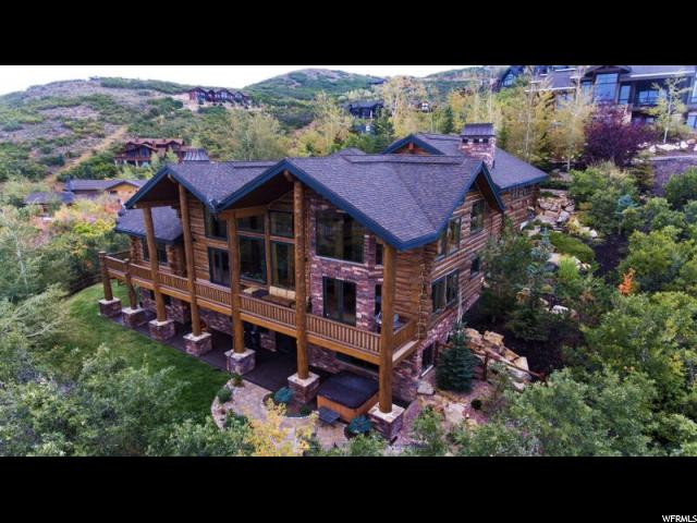 Single Family for Sale at 3838 SOLAMERE Drive 3838 SOLAMERE Drive Park City, Utah 84060 United States