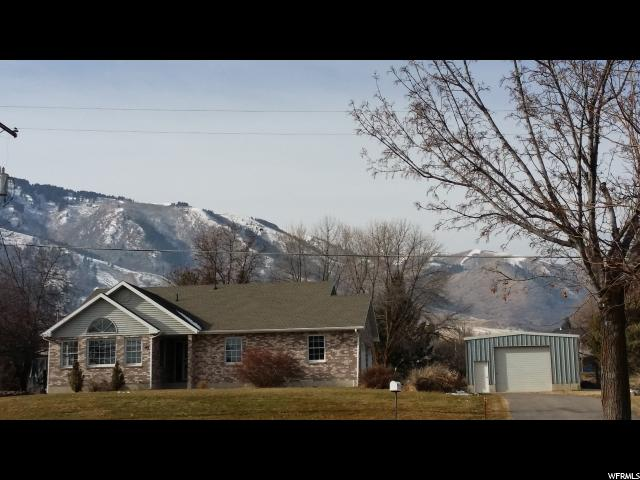 Single Family for Sale at 45 N 100 W 45 N 100 W Mendon, Utah 84325 United States