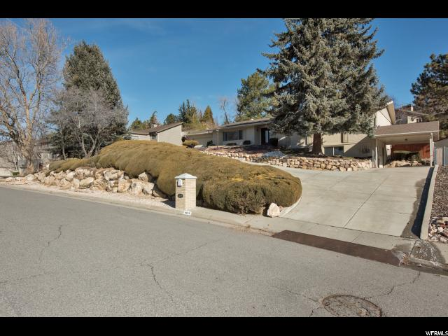 4815 S NANILOA DR Holladay, UT 84117 - MLS #: 1500917