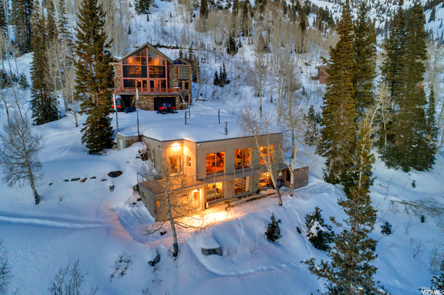 Single Family للـ Sale في 10641 E LITTLE COTTONWOOD 10641 E LITTLE COTTONWOOD Alta Town, Utah 84092 United States