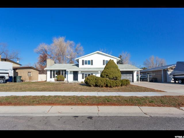 2598 W HALLMARK DR, West Valley City UT 84119